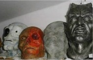 Monstermask i latex